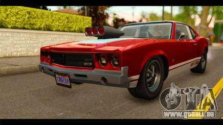 GTA 5 Declasse Sabre GT Turbo für GTA San Andreas
