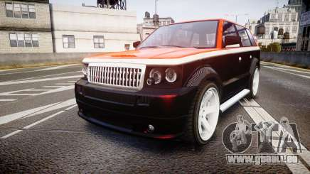 Vapid Huntley Sport RS pour GTA 4