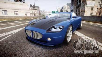 GTA V Ocelot F620 R pour GTA 4
