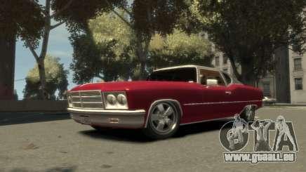 GTA 3 Yardie Lobo HD für GTA 4