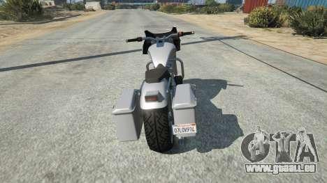 GTA 5 California State License plate deuxième capture d'écran