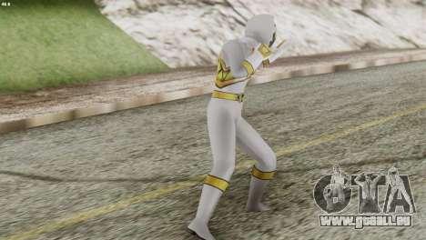 Power Rangers Skin 5 pour GTA San Andreas deuxième écran