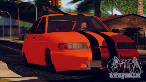 VAZ 2112 Turbo pour GTA San Andreas