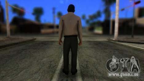 GTA 5 Skin 5 pour GTA San Andreas deuxième écran