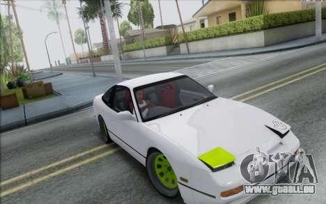ENB Series Settings for Medium PC für GTA San Andreas dritten Screenshot