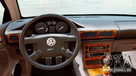 Volkswagen Passat B5 1.8 ADR pour GTA San Andreas vue de droite