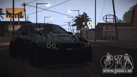 ENB by OvertakingMe (UIF) for Powerfull PC für GTA San Andreas fünften Screenshot