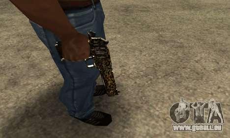 Leopard Deagle pour GTA San Andreas
