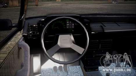 Fiat Duna Al Piso pour GTA San Andreas vue de droite
