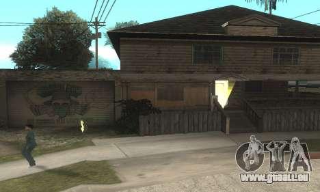 Welcome Back pour GTA San Andreas deuxième écran