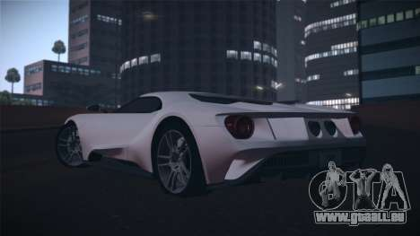 ENB by OvertakingMe (UIF) for Powerfull PC für GTA San Andreas elften Screenshot