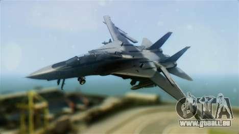 F-14D Super Tomcat Halloween Pumpkin pour GTA San Andreas