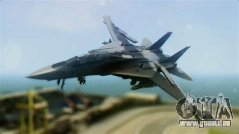 F-14D Super Tomcat Halloween Pumpkin für GTA San Andreas