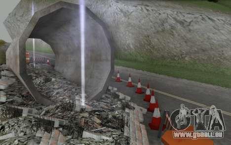 Straßen-Reparatur für GTA San Andreas sechsten Screenshot