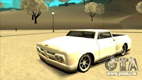 Slamvan Final für GTA San Andreas
