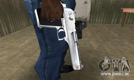 Tiger Deagle pour GTA San Andreas