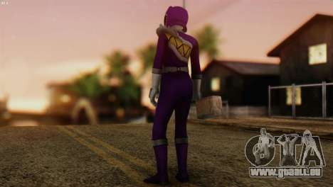 Power Rangers Skin 7 für GTA San Andreas zweiten Screenshot