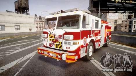 Pierce Arrow XT Engine 2013 [ELS] für GTA 4
