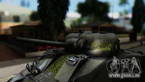 M4 Sherman Gawai Special für GTA San Andreas rechten Ansicht