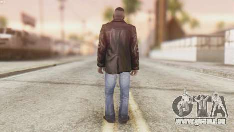 Luis Lopez Skin v1 pour GTA San Andreas deuxième écran