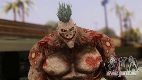 Titan Powered Joker from Batman Arkham Asylum für GTA San Andreas