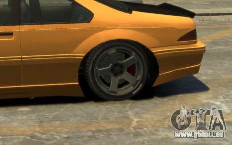 Vapid Fortune Drift pour GTA 4 est un côté