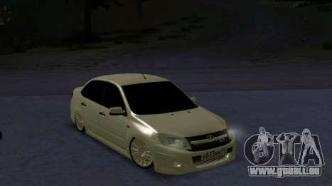 VAZ 2190 Sport für GTA San Andreas