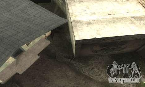 Welcome Back pour GTA San Andreas quatrième écran
