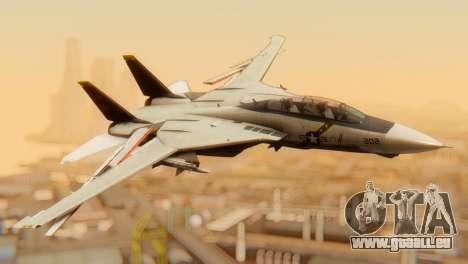 F-14A Tomcat VF-202 Superheats pour GTA San Andreas