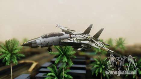 F-14D Super Tomcat VF-2 Bounty Hunters für GTA San Andreas