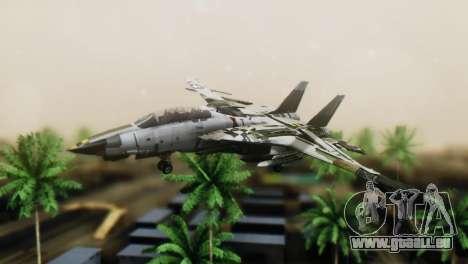 F-14D Super Tomcat VF-2 Bounty Hunters für GTA San Andreas