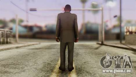 GTA 5 Skin 2 pour GTA San Andreas deuxième écran