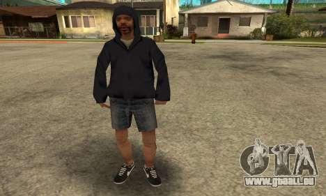 Cool Bitch Five pour GTA San Andreas troisième écran