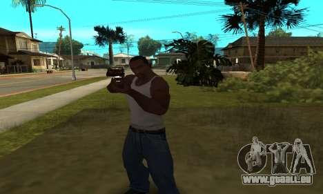 Leopard Deagle pour GTA San Andreas troisième écran