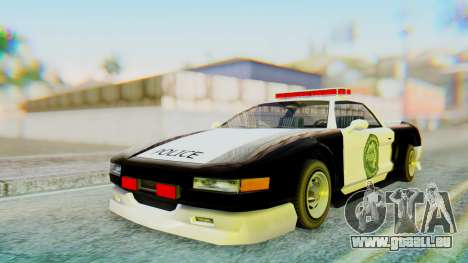 Infernus Interceptor pour GTA San Andreas