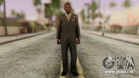 GTA 5 Skin 2 pour GTA San Andreas