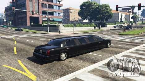 Rufen limo v0.6b für GTA 5