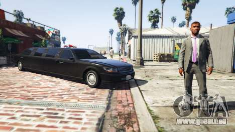 GTA 5 Rufen limo v0.6b