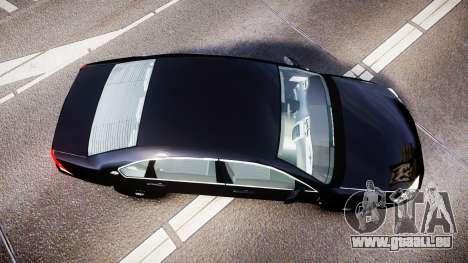 Chevrolet Impala Unmarked Police [ELS] ntw pour GTA 4 est un droit