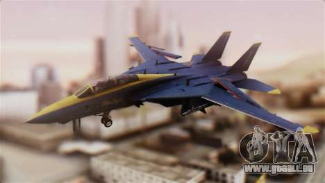 F-14A Tomcat Blue Angels pour GTA San Andreas