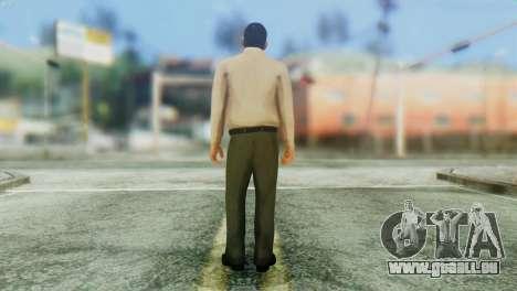 GTA 5 Skin 3 für GTA San Andreas zweiten Screenshot