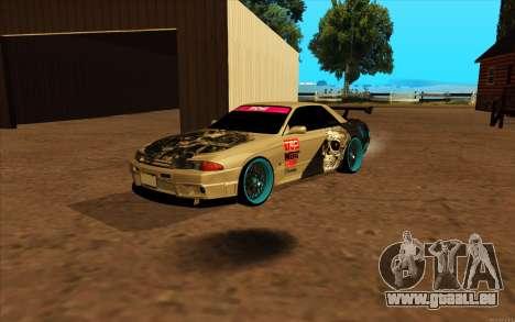 Nissan Skyline R32 RLD für GTA San Andreas