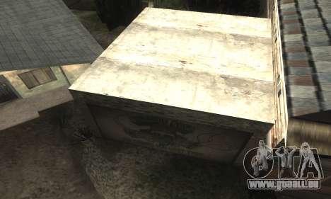 Welcome Back pour GTA San Andreas troisième écran