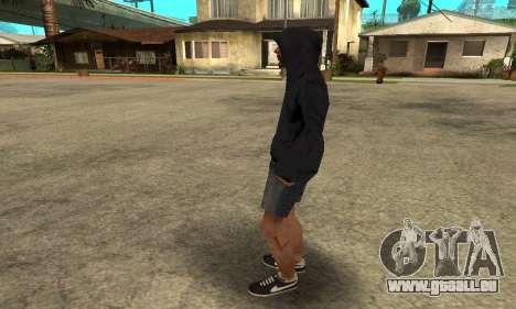 Cool Bitch Five pour GTA San Andreas cinquième écran