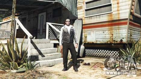 GTA 5 Niko Bellic v2.0 zweite Screenshot