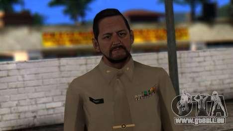 GTA 5 Skin 5 pour GTA San Andreas troisième écran