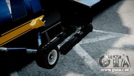 Annihilator from GTA 5 für GTA 4 rechte Ansicht