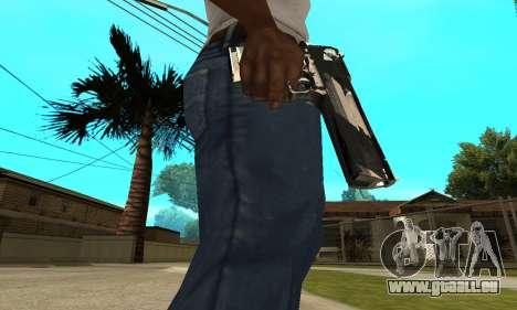Two Lines Deagle für GTA San Andreas