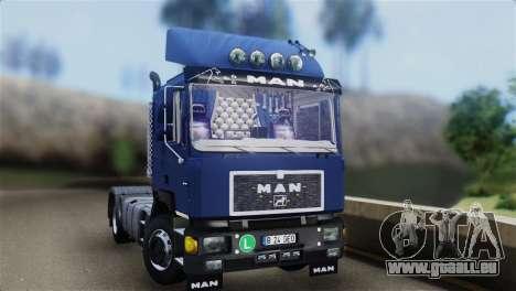 MAN F90 für GTA San Andreas