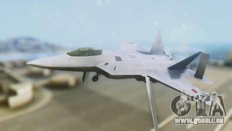 F-15DJ (E) JASDF Aggressor 32-8081 für GTA San Andreas